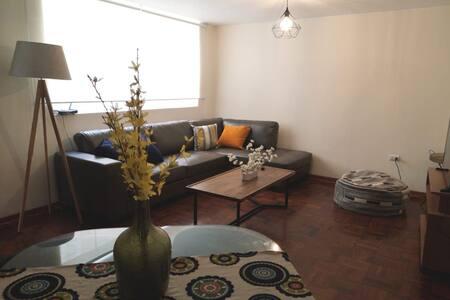 Apartamento en el Centro de Barranco