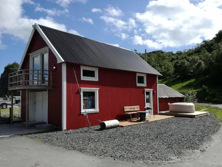 Larsen rorbu Lofoten