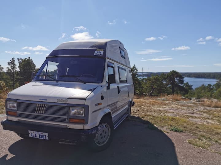Caravan Åland