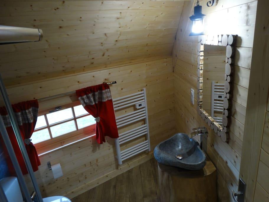 Salle de bains, toilette