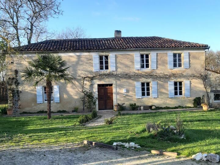 Maison Gasconne de charme près d'Auch