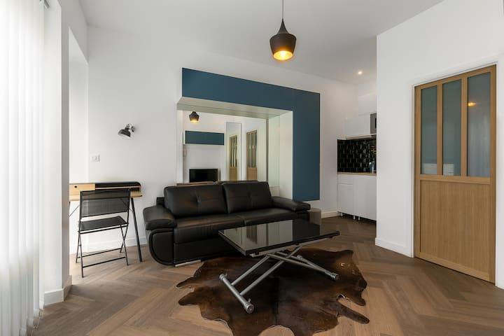 Studio ★ Centre-Ville