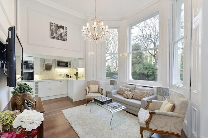 Stunning 2 Bed Duplex Flat in Central London