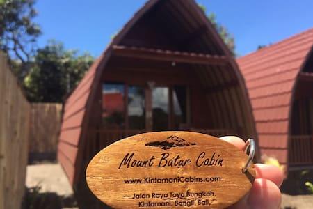 Mt Batur Cabin