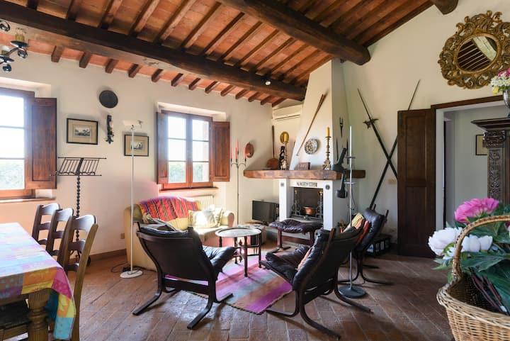 Home near Cortona, Tuscany
