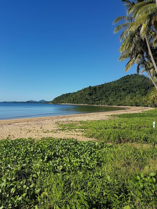 Beautiful Bingil Bay Beach