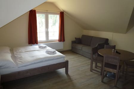 Room for 4 in the mountains - Carlsbad - Czech Rep - Merklín