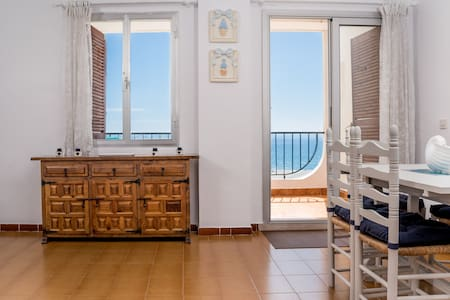 APARTMENT WITH SEA VIEW & FREE WIFI - Empuriabrava