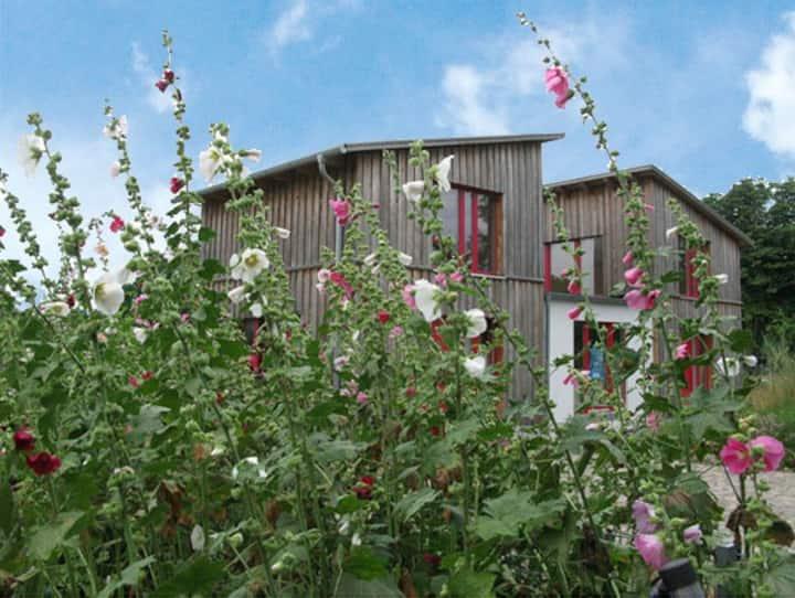 Ferienhaus Windrose - Idylle pur am Stettiner Haff