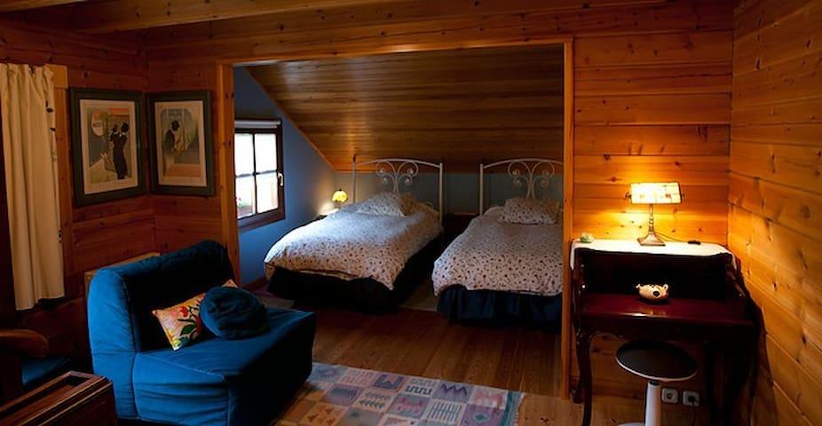 La Casa de Madera (II) - Arrieta - Bed & Breakfast