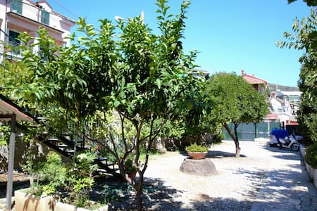 Apartment with garden and parking - Alassio