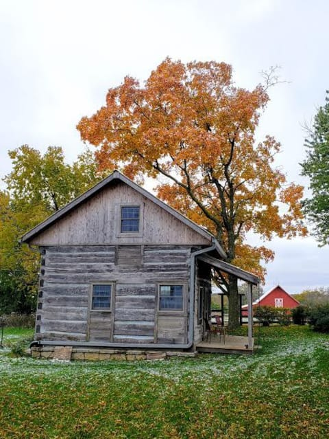 The Heritage Cabin