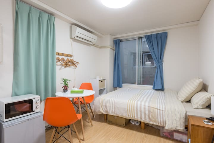 #29 Good location Cozy Apt +MobileWIFI - Sakyō-ku, Kyōto-shi