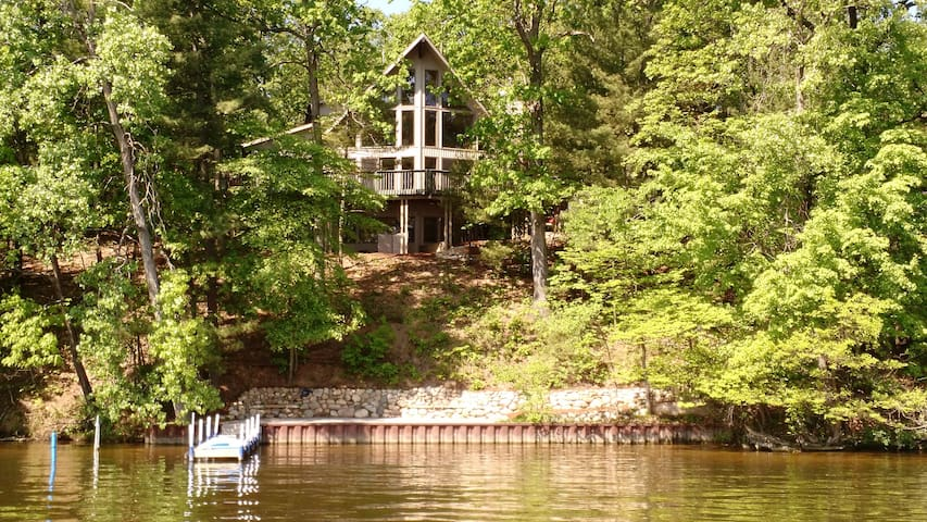 Allegan Lake House near South Haven and Saugatuck