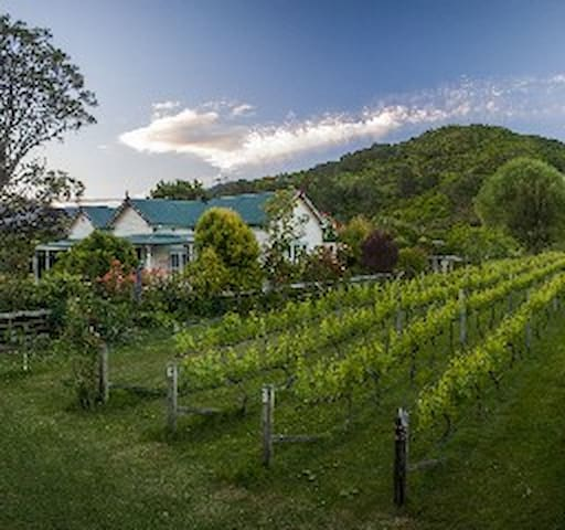 Vineyard Retreat - Riwaka