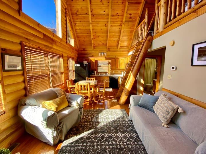 Little Cove Creek Cabin #1