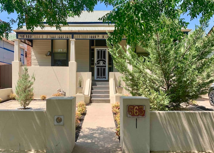 Town house in the heart of Bendigo
