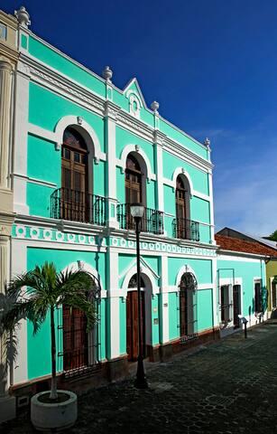 Hotel Boutique Menta & Cacao