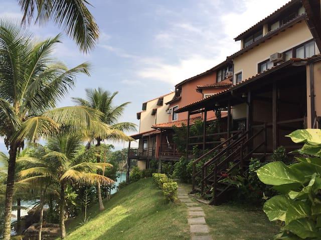 Amazing House in Private Condominium - Mangaratiba - Apto. en complejo residencial