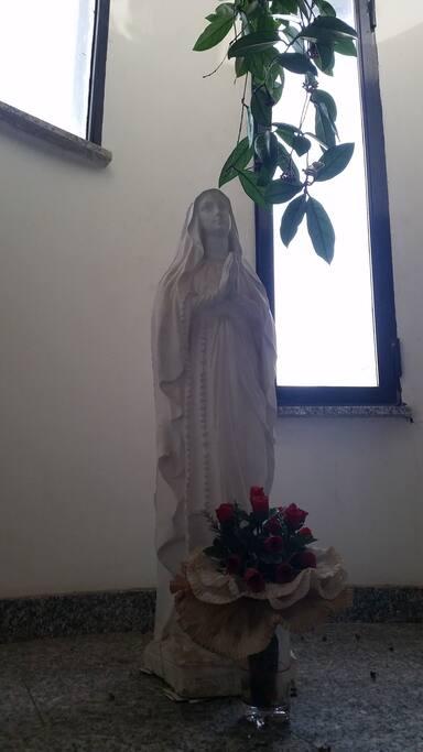 Angolo dedicato a Sant'Anna