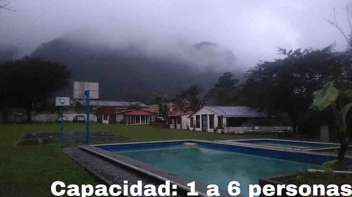 Cabaña Valle Quijote 2727821129  ORIZABA