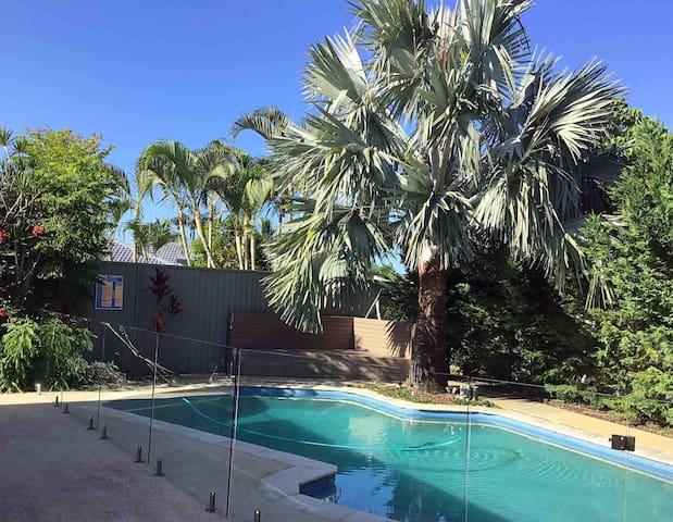 黄金海岸中心区阳光别墅 Sunshine House in Central Gold Coast
