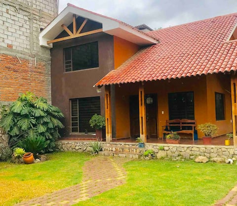 Entire villa, 3 bedrooms in Cuenca