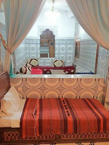Appartement confortable pour couple & groupe