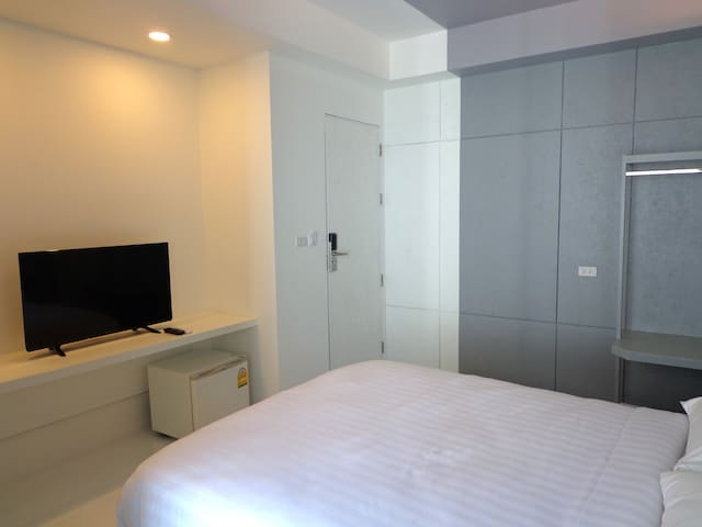 Silom Studio - Studio Room - Sala Daeng Bangkok