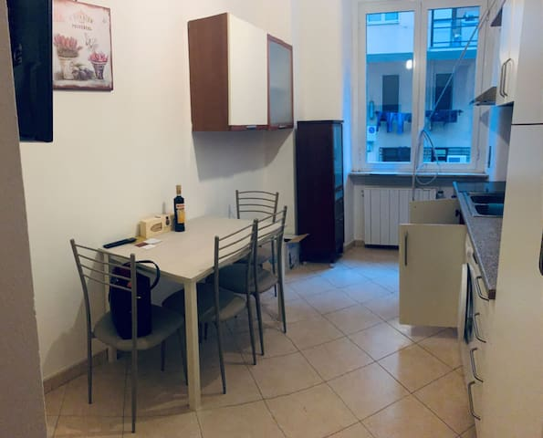 live like a local - nice appartment in Milano