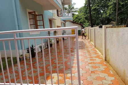 3 -Holy Cross Home Stay's - 1 BHK Apartment Goa. - Santa Cruz