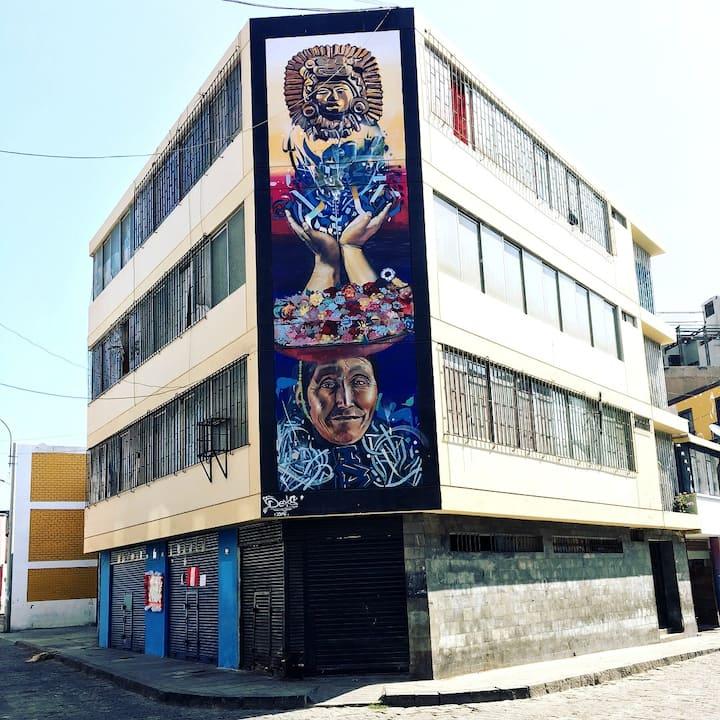 Beautiful Murals
