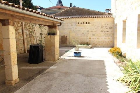 la villa Descazeau 1 (4 chambres)