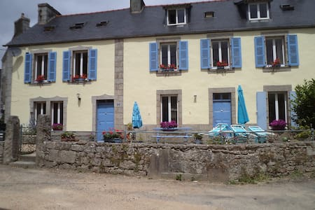 Lauras Chambres D'hotes ,Huelgoat - Bed & Breakfast