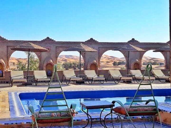 Hotel Kasbah Azalay Merzouga Morocco, Hotel & Camp