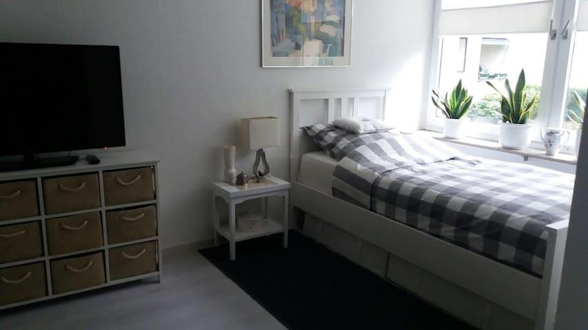 One room flat.10 min walk from FAIR