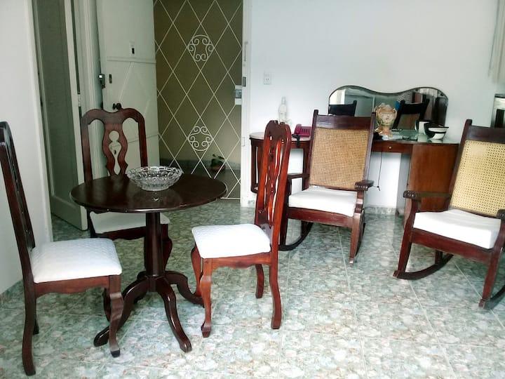Casa tradicional cubana