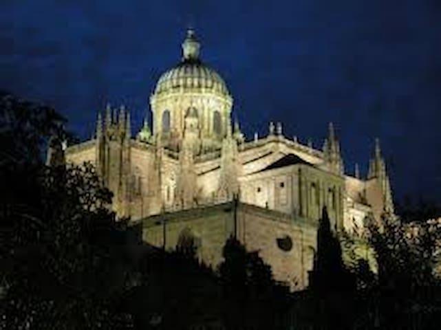 Habitacion a 5 minutos de la Plaza Mayor - Salamanca - House