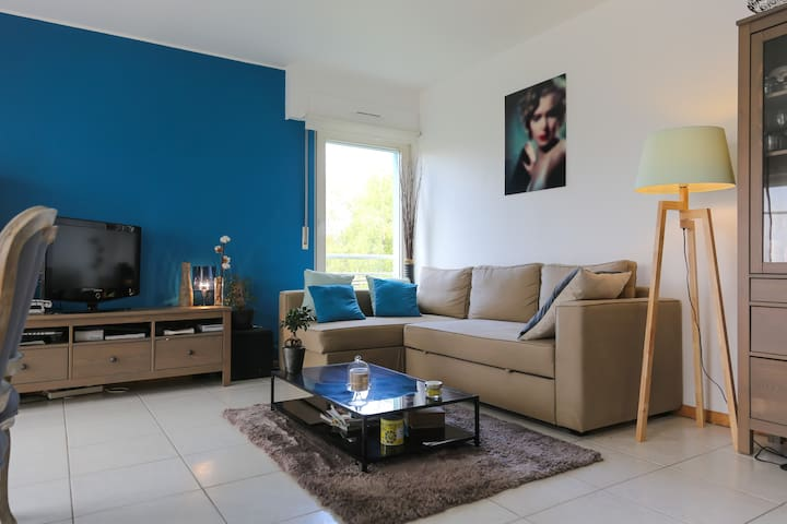 In the countrysite near the city - Hassel - Apartmen