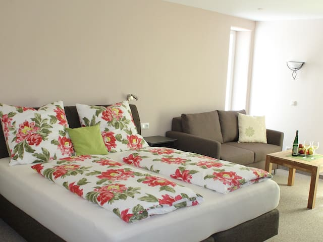 Komfort Doppelzimmer im Landgasthof Winzerscheune