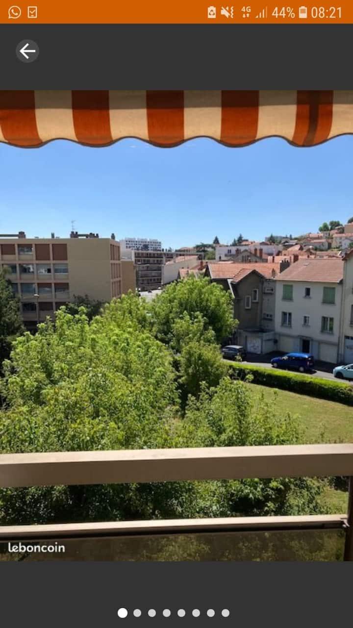 Appartement lumineux proche centre ville