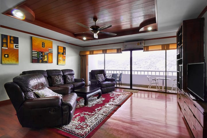 3 bedrooms Patong Tower Patong Beach