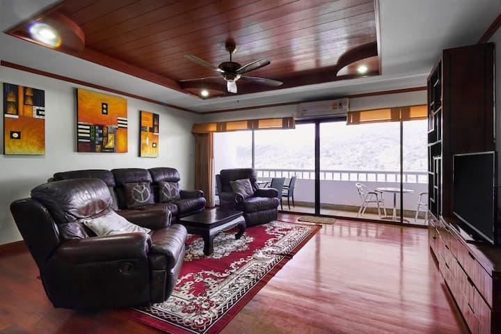 3 bedrooms Patong Tower Patong Beach