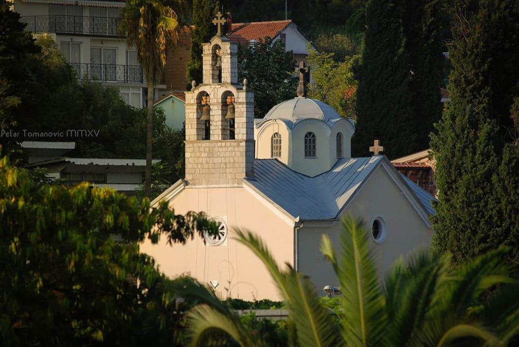 St. Spiridon church