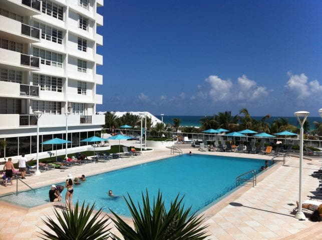 Miami South Beach Condo- Monthly Rental