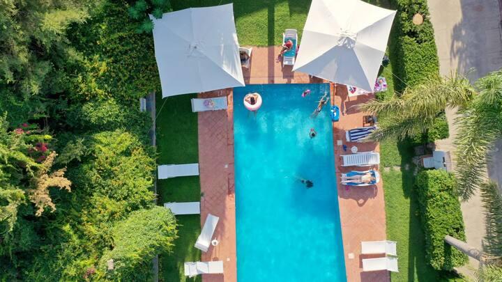 Solemare - Appartamentino in Residence con piscina
