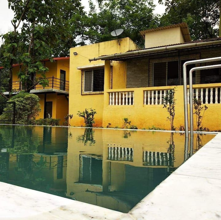 River Gem 3bhk Private villa with private pool