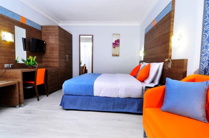 Chambre Privilège - Bénin Royal Hôtel