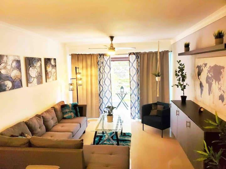 Beautiful apartment in Gazcue