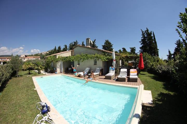Villa Fayence avec piscine